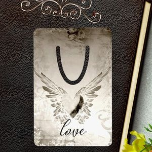 Accessories - Winged Heart Bookmark